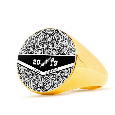 Aotearoa Rugby Win 2019 Ring K4 - 1st New Zealand