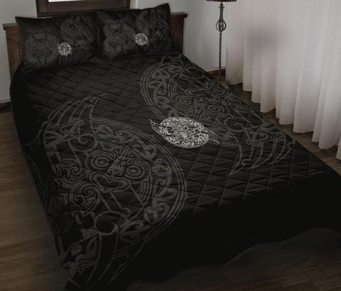 Image of Maori Tiki Quilt Bed Set K5 - 1st New Zealand
