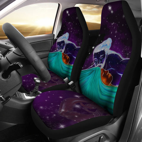 Image of Rangi And Papa Car Seat Covers - Dark Purple Color 2