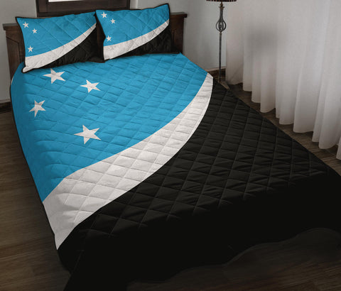 New Zealand Flag Land Of The Long White Cloud Quilt Bedding Sets K5 - 1st New Zealand