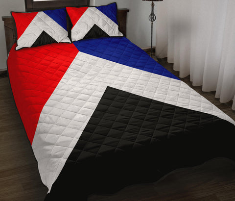 New Zealand Flag Wa Kainga Quilt Bedding Sets K5 - 1st New Zealand