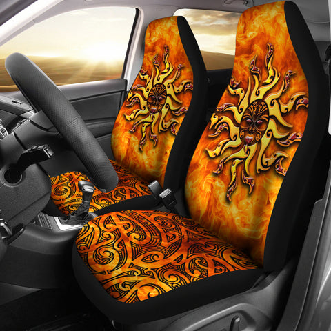 Maori Car Seat Covers Tamanuitera The Sun K4