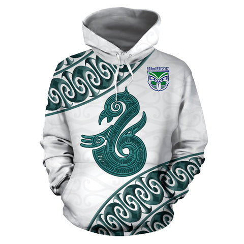 Manaia Warrior Hoodie TH0 - 1st New Zealand