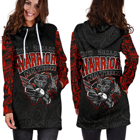 New Zealand Warriors Hoodie Dress Unique Style