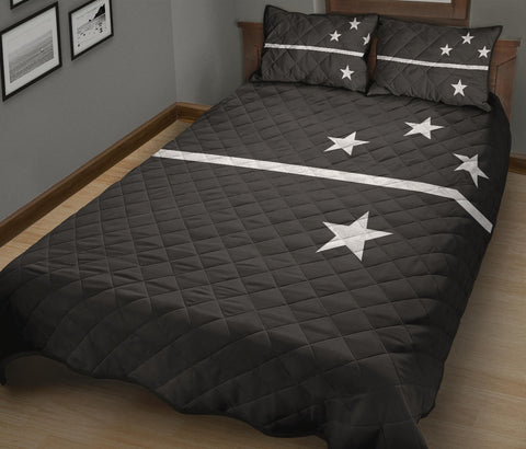 New Zealand Flag Southern Cross Horizon Quilt Bedding Sets K5 - 1st New Zealand