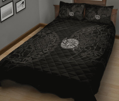 Maori Tiki Quilt Bed Set K5 - 1st New Zealand