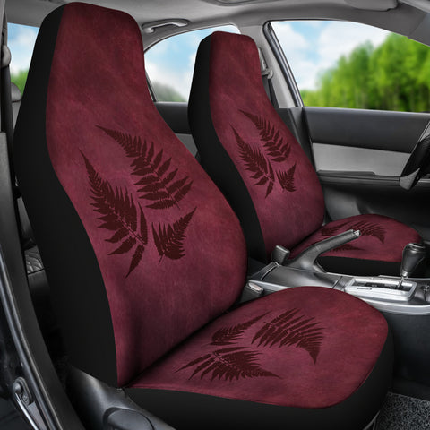 New Zealand Silver Fern Car Seat Covers A02 - 1st New Zealand