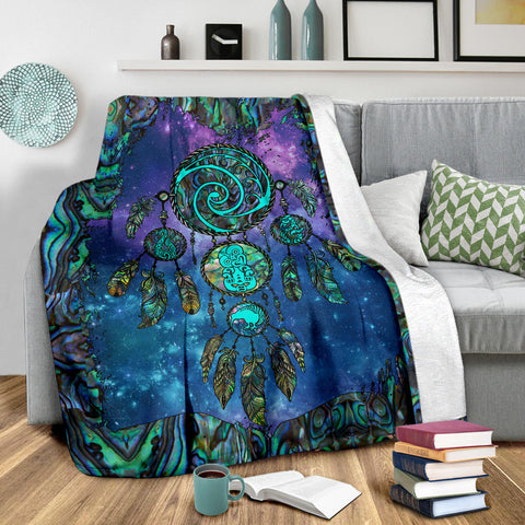 New Zealand Dreamcatcher Premium Blanket Paua Shell K4 - 1st New Zealand