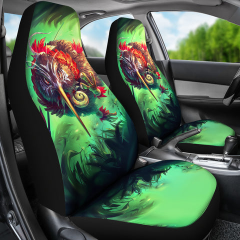 New Zealand Kiwi Bird Car Seat Covers K4 - 1st New Zealand