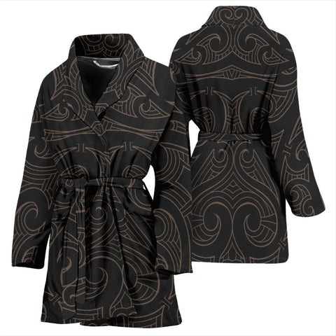 Maori Women's Bath Robe 02 Th5 - 1st New Zealand
