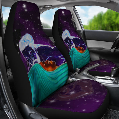 Image of Rangi And Papa Car Seat Covers - Dark Purple Color 4