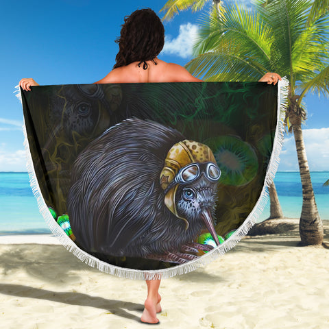 Kiwi Pilot Beach Blanket K5 - 1st New Zealand