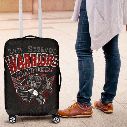 New Zealand Warriors Luggage Covers Unique K4