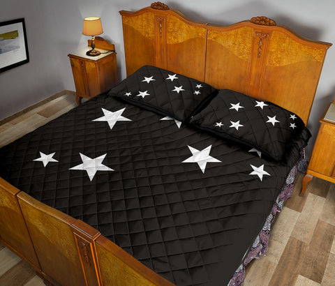 New Zealand Flag The Seven Stars Quilt Bedding Sets K5 - 1st New Zealand