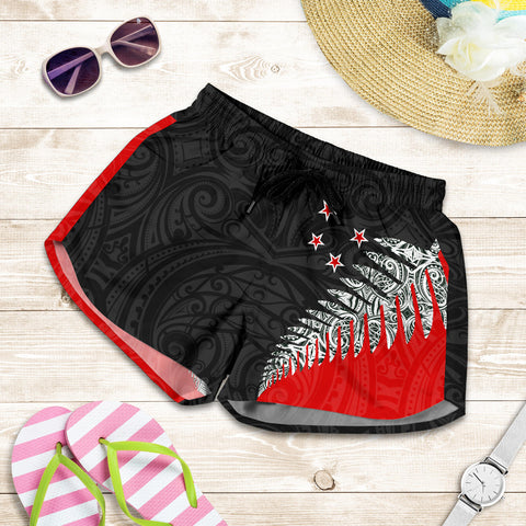 Image of Silver Fern Style Woman Shorts K413 - 1st New Zealand