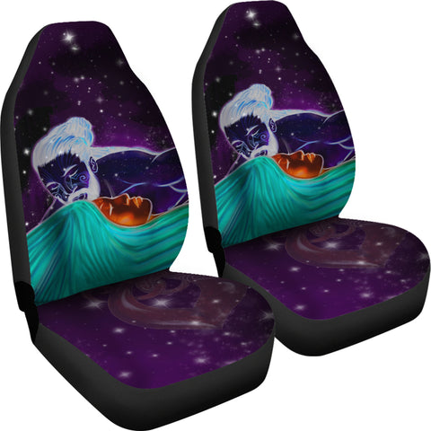 Image of Rangi And Papa Car Seat Covers - Dark Purple Color 3