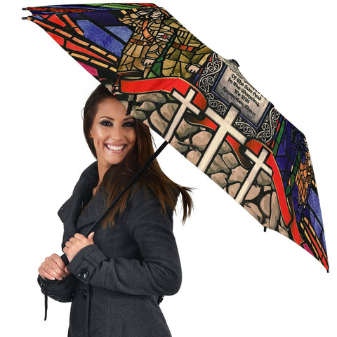 Image of New Zealand Umbrellas, Anzac Day Lest We Forget Australia Th00 - 1st New Zealand