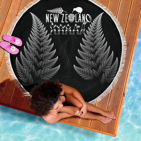 Beach Blanket NZ Haka Rugby Exclusive Edition K4 - 1st New Zealand