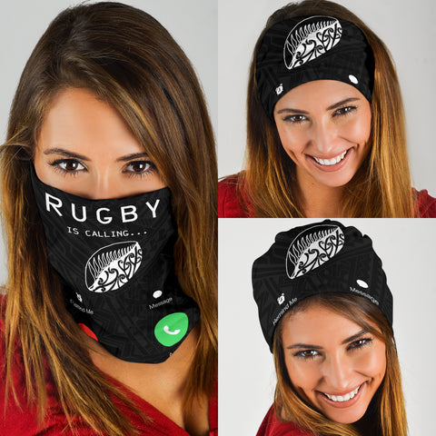 Rugby is Calling Bandana K4 - 1st New Zealand