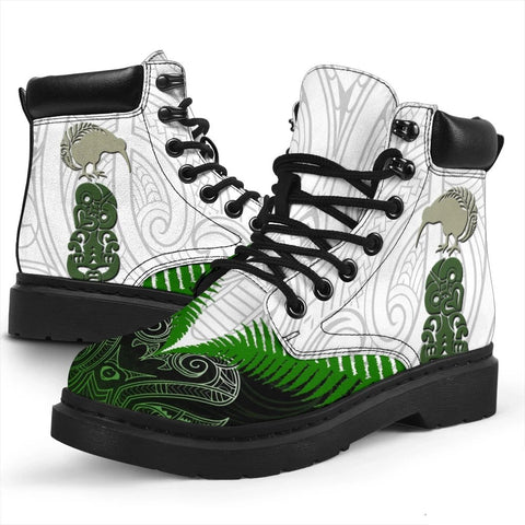 Maori Manaia All-Season Boots Green K4