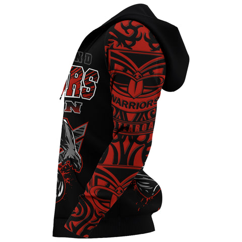 New Zealand Warriors Hoodie Unique Style