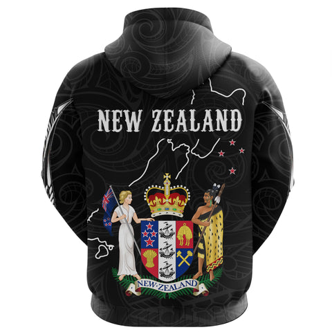 New Zealand Special Hoodie K5 - 1st New Zealand