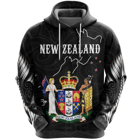 Image of New Zealand Special Hoodie K5 - 1st New Zealand