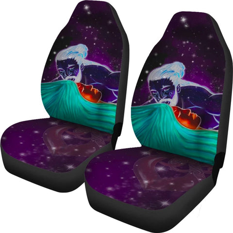 Image of Rangi And Papa Car Seat Covers - Dark Purple Color 1