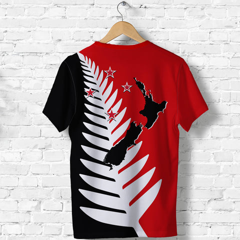 New Zealand Anzac Shirt, Lest We Forget Remembrance Day T-Shirt K4 - 1st New Zealand