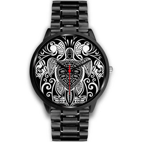 Maori Turtle Tattoo Watch TH5