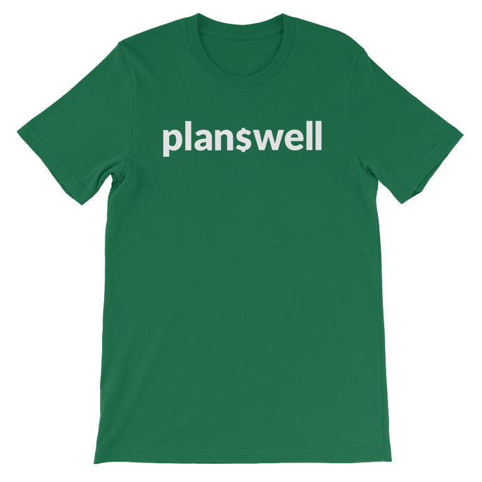Classic Planswell tee (unisex)