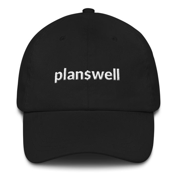 Planswell dad caps