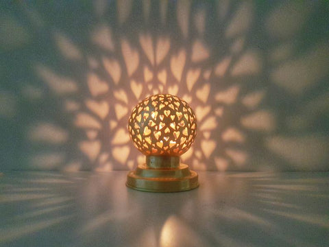 Morrocan Tealight Holder lover style