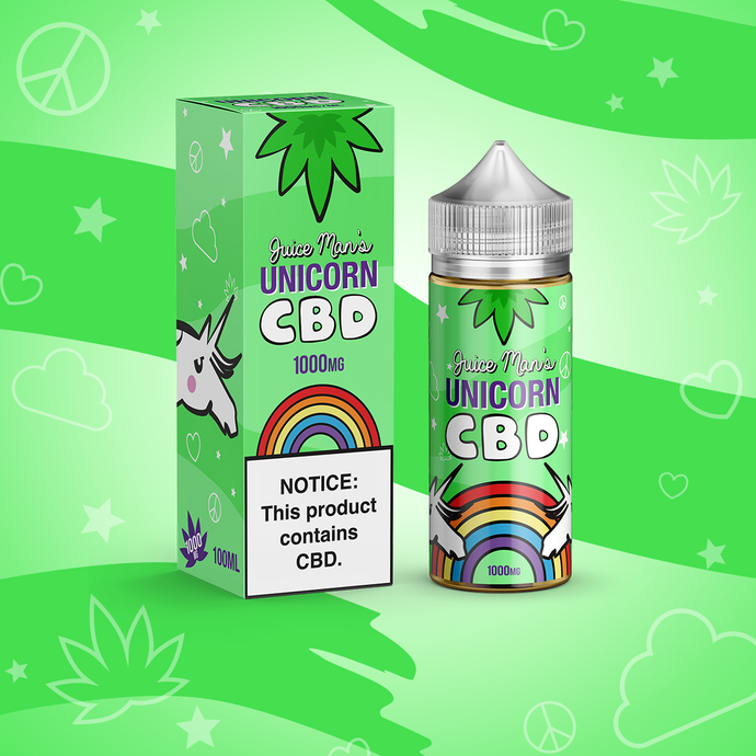 UNICORN CBD | 100ML | 1000MG