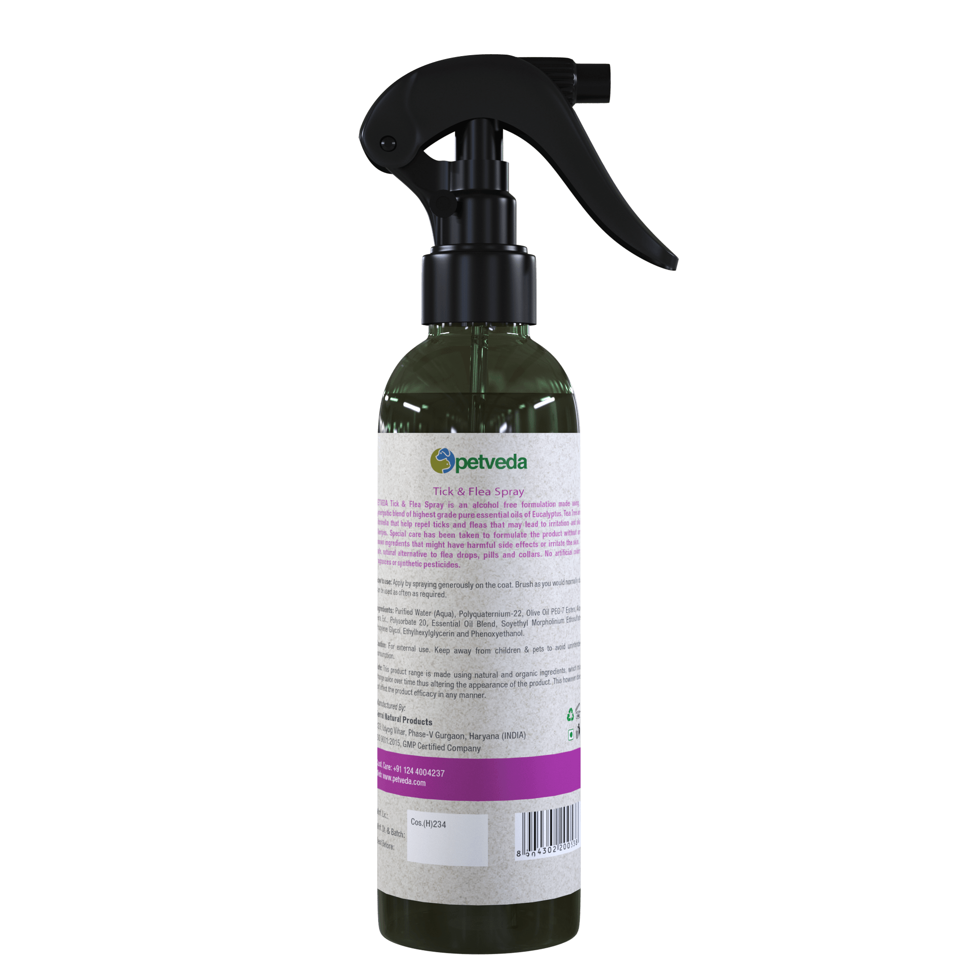 Guard - Tick & Flea Repelling Spray 250ml