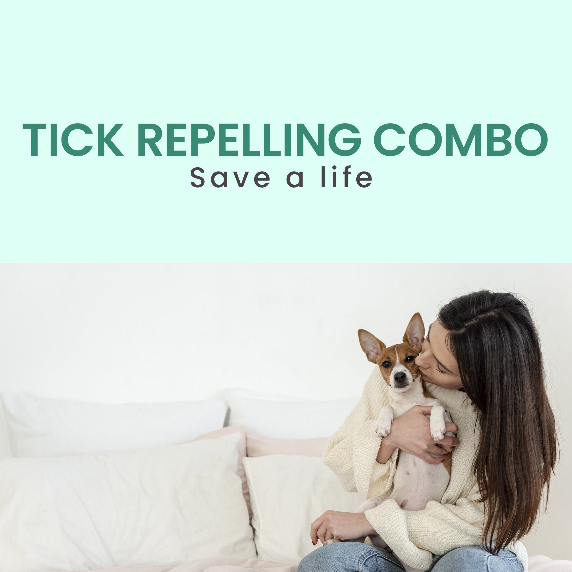 Tick Repelling Combo