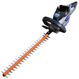 40V hedge trimmer on a white background
