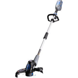 40V string trimmer and edger on a white background