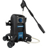 Westinghouse ePX2000 Electric Pressure Washer with the adjustable angle spray wand out on a white background.