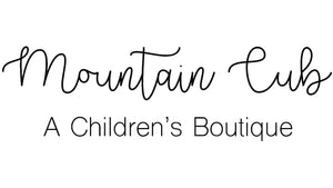 Mountain Cub Children's Boutique