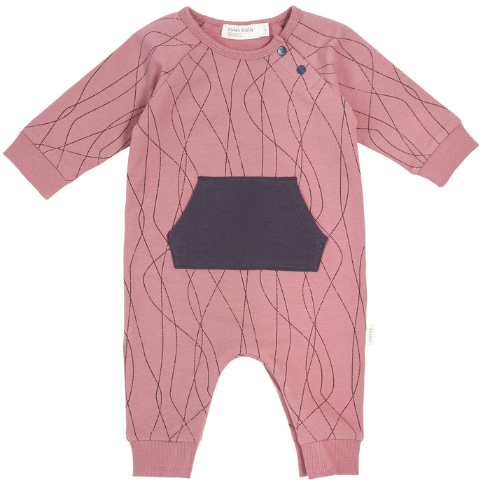 Miles Baby Emily Playsuit