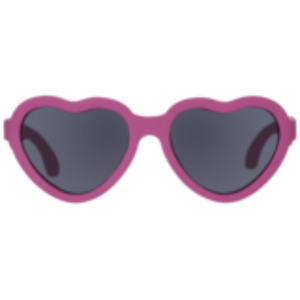 Kids' Heart Sunglasses