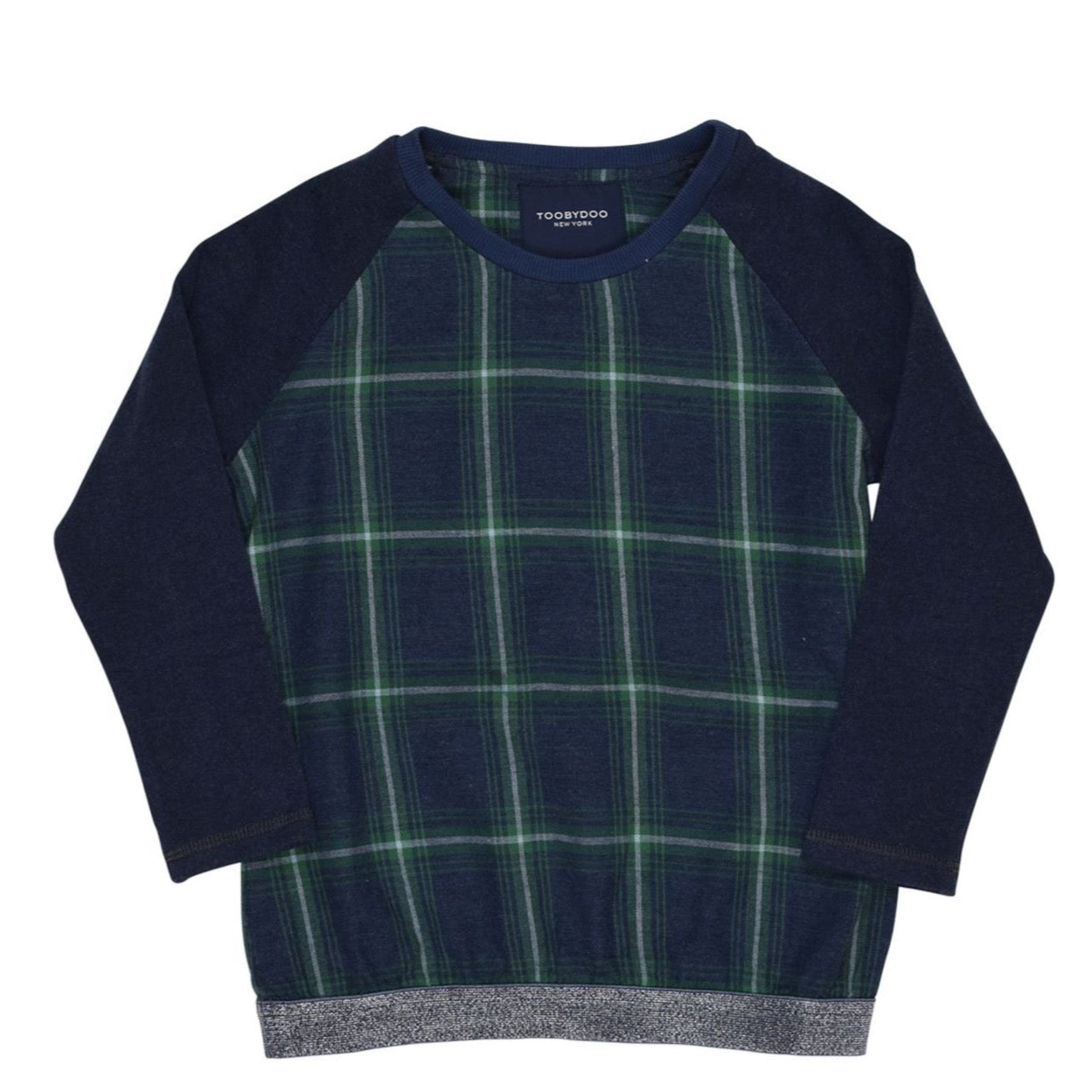 Mountain Cub Abigail Flannel Sweater