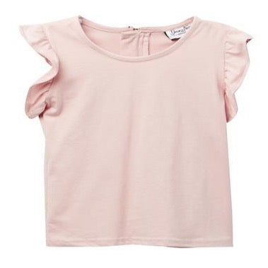 Clara Blush Girls Top