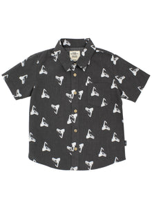 Gavin Boys Shark Teeth Shirt