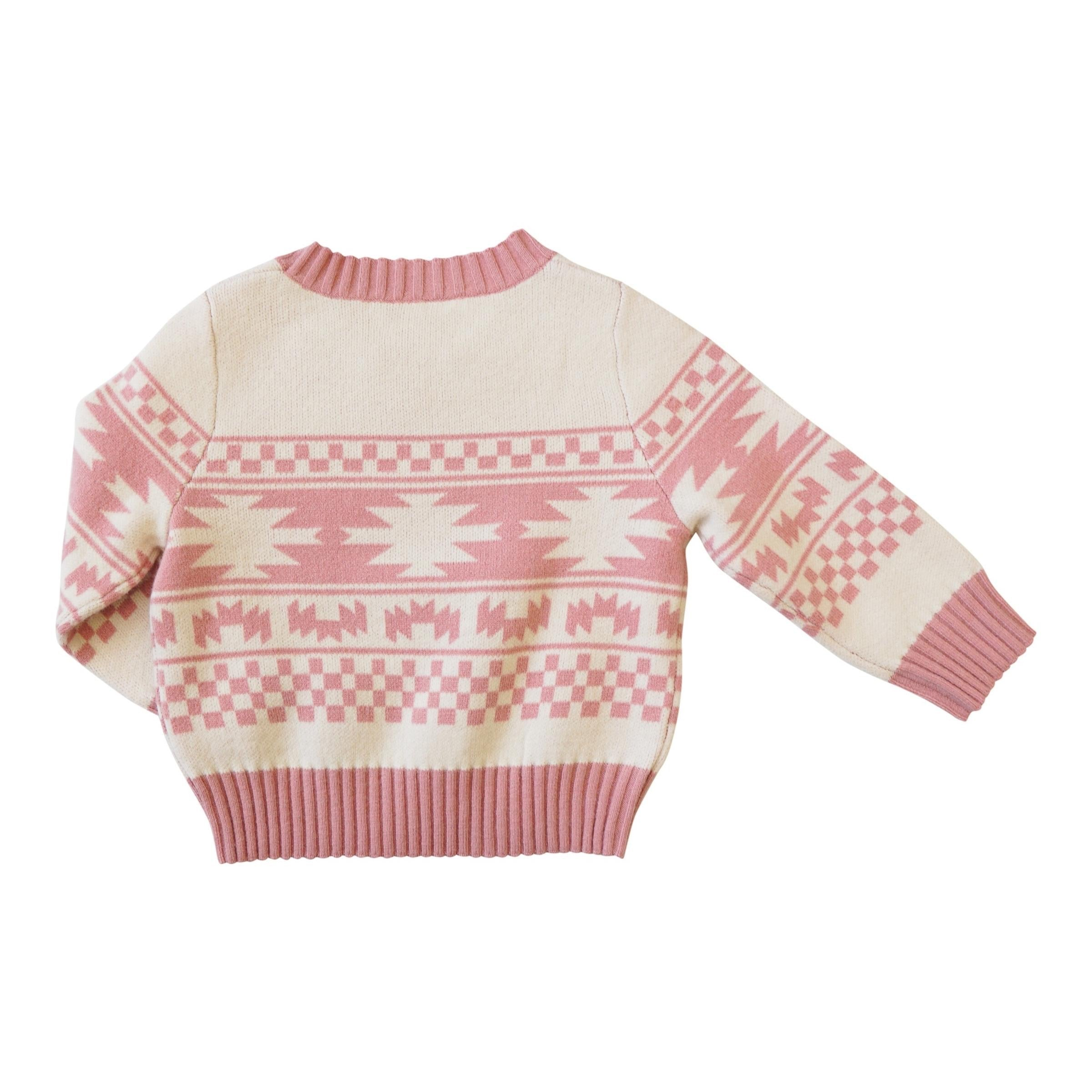 June Girls Sweater