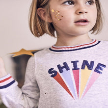 Load image into Gallery viewer, Joules Shine On Sweatshirt