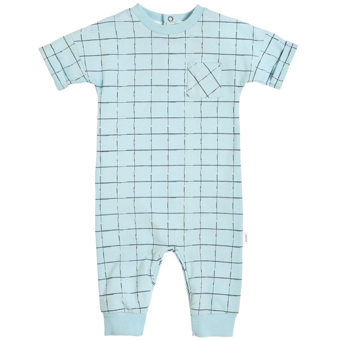 Ace Baby Boy Playsuit