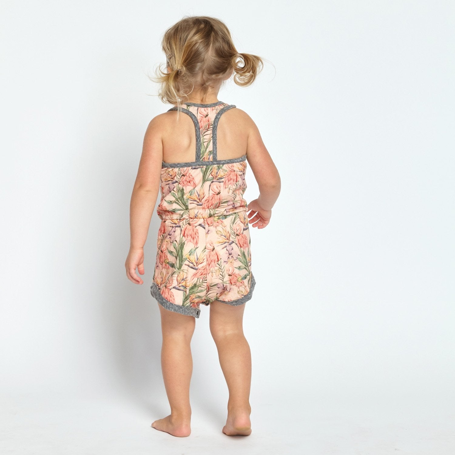 Piper Girls Romper