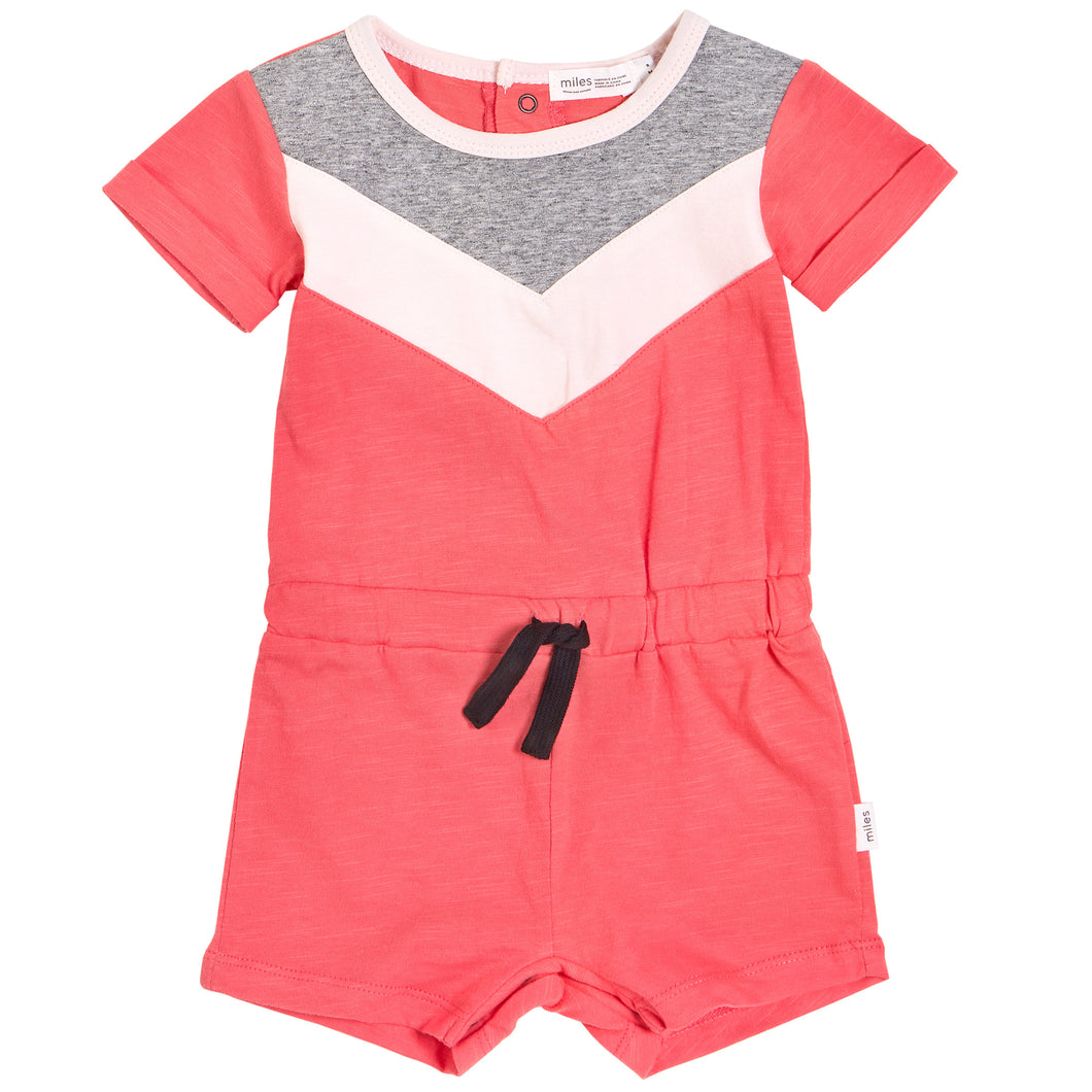 Campbell Baby Girls Romper